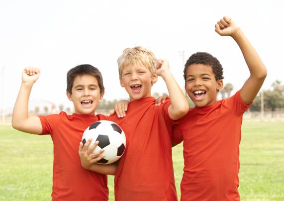 voetballers_voetbalveld